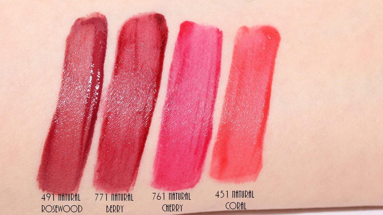 070697ddbc Dior Lip Tattoo - Swatches & Review - Nailderella