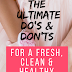 The Do's and Don'ts for a Clean, Fresh & Healthy Vagina