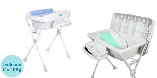 Qual a melhor banheira para dar banho no bebê?