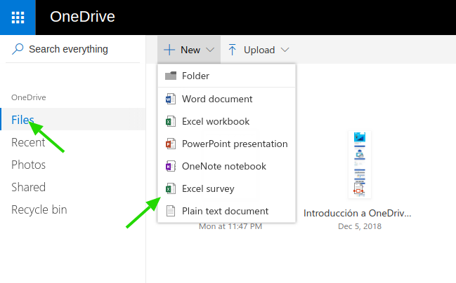 Excel Total Cómo Crear Una Encuesta Online Con Excel