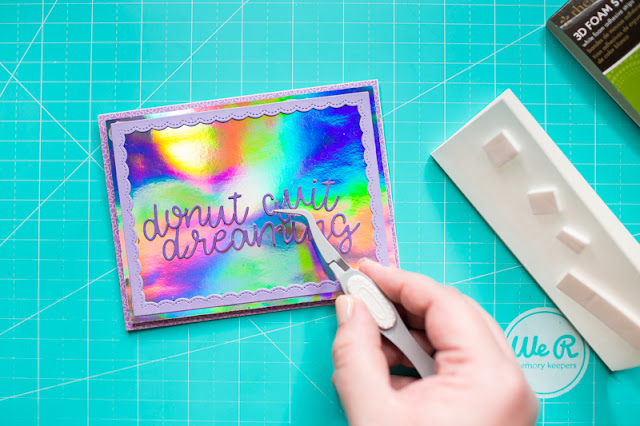Sunny Studio Stamps: Spring Greetings Breakfast Puns Fancy Frames Rectangle Dies Loopy Letters Dies Cards by Franci Vignoli and Mona Toth