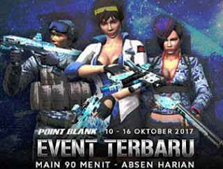 Event PB Garena Indonesia Tanggal 10 Oktober 2017 Grand Final PBNC 2017