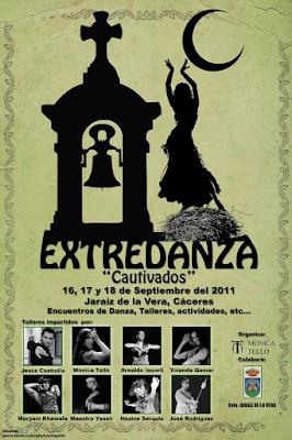 "Festival EXTREDANZA 2011 ""Cautivados"""