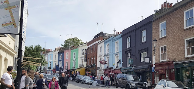 portobello road 2018 a londres par woody beauty