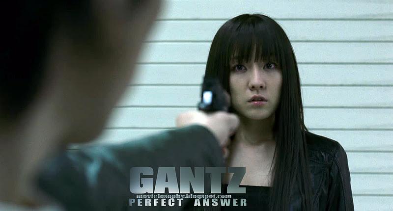 Gantz: Perfect Answer Photos - Gantz: Perfect Answer ...