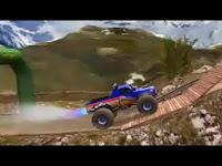 Video youtube mobil truk monster bigfoot
