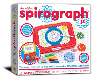 Awesome Spiral Art Kit for Young Artists
