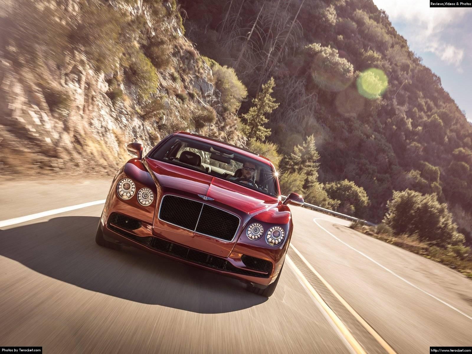 Hình ảnh xe ô tô Bentley Flying Spur V8 S 2017 & nội ngoại thất