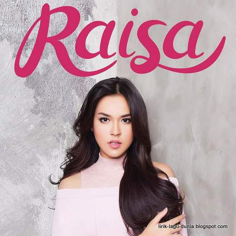 Raisa - Handmade cover album