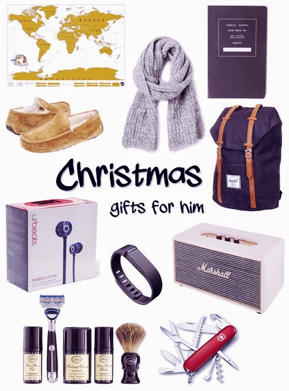 What To Get Him For Christmas 2017