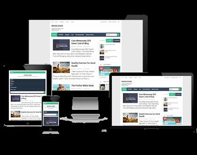 Download Template Mirip 100% (Arlina Design) Untuk Blog