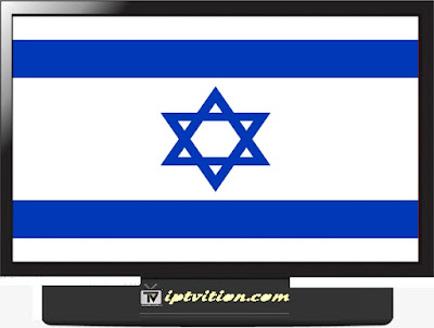 IPTV Israel m3u Channels Updated 18-08-2019
