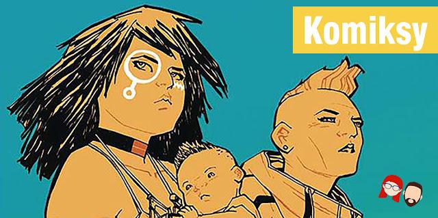 paper girls, tom 3 recenzja, komiks, non stop comics, brian k vaughan