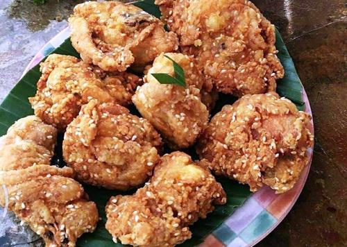 Resep Masakan Ayam Goreng Wijen Gurih