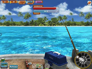 Fishing Paradise 3D Mod (Unlimited Money) Apk Free Download Offline For Android