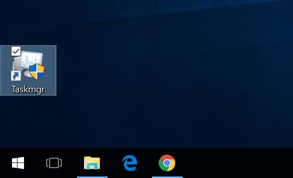 cara buka task manager di windows 10