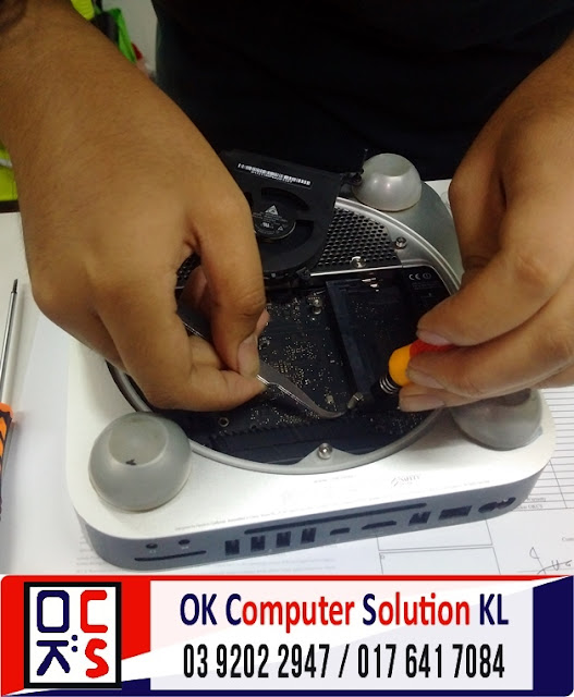 [SOLVED] MAC MINI A1347 ROSAK AUTO RESTART | REPAIR MAC CHERAS 3