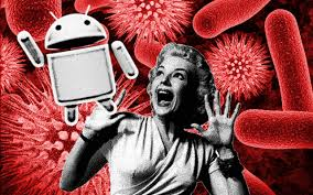 Why are Android mobile or malware coming in?