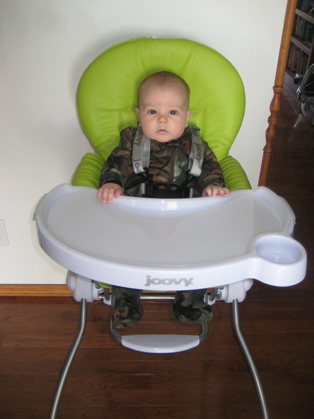 The Joovy Nook Highchair Momma In Flip Flops