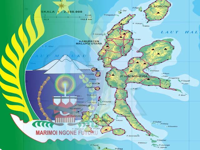 Pulau Halmahera Miliki Potensi Tambang dan Energi yang Besar