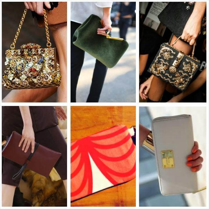 Six gorgeous and fabulous handbags for your carryalls