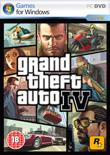 Grand Theft Auto 4 (GTA 4) Full Game For Pc