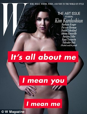 'He got my clothes off!': Kim Kardashian explains Mert Alas talked her into stripping for GQ