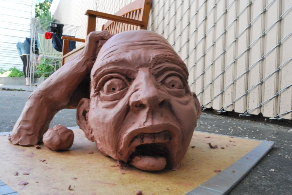 Pin by Carrie Nugent on Enter House Lannister   Pinterest  Plasticine Sculpture