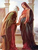 Resultado de imagen para Lucas 1,39-56