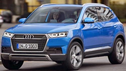2015 Audi Q1 Crossover Release Date