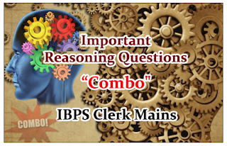"Important Reasoning Questions ""Combo"
