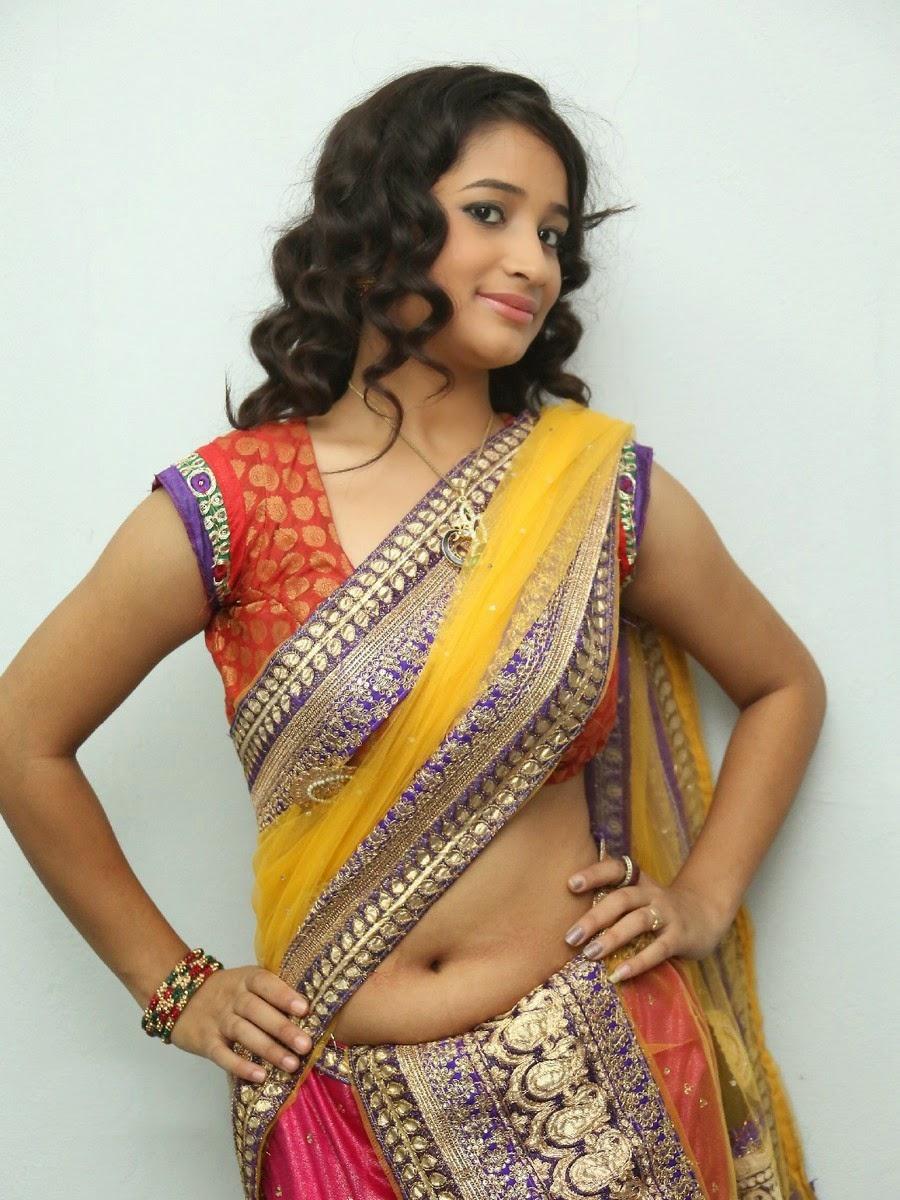 Sexy Kerala Doodwali Mallu Aunty Santosh Sharma With Half -7669