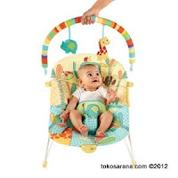 Bright Starts Sunnyside Safari™ Bouncer