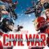 """""""Capitão América: Guerra Civil""""- Novo Cartaz divulgado pela  Disney Store UK."""