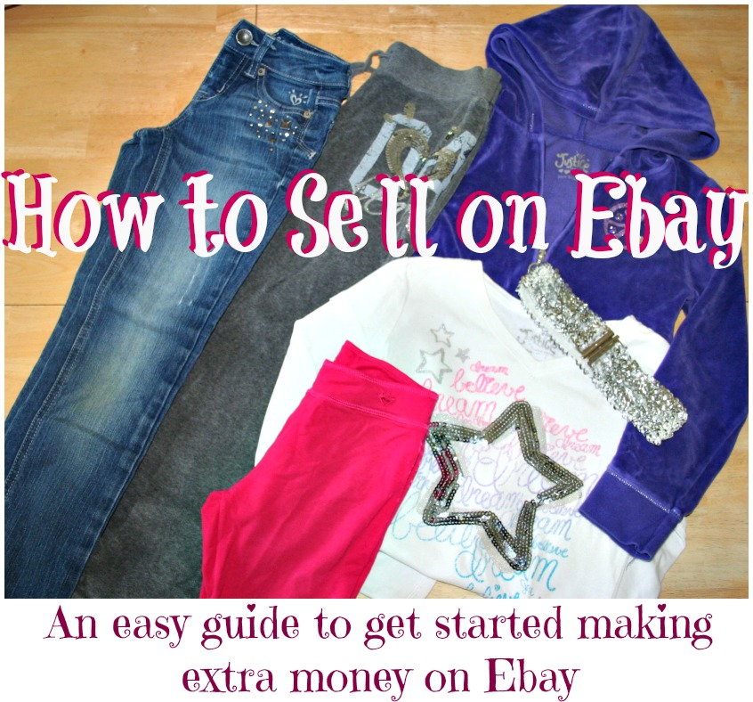 It S All Good In Mommyhood How To Get Started Selling On Ebay