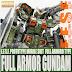 Custom Build: MG 1/100 Full Armor Gundam [Gundam Thunderbolt ver.] MSV Type