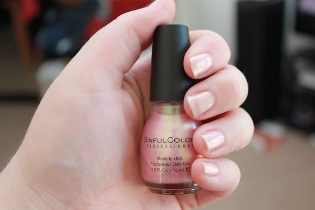 Sinful Colors Nail Polish Reviews