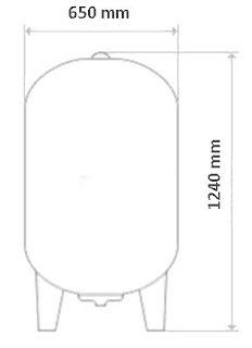 Drawing Aquasystem VAV 300