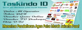 Pulsa Murah Jakarta Pusat