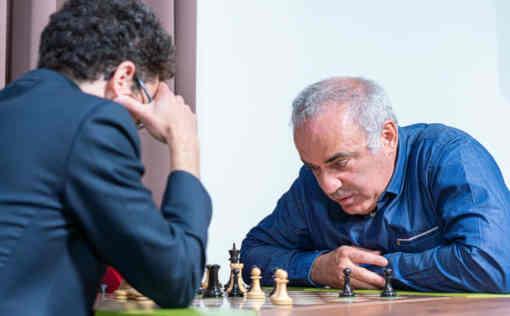 Le retour de Garry Kasparov aux échecs - Photo © site officiel