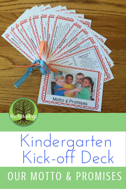 Getting Started in Kindergarten: Building Community Through a Shared Language