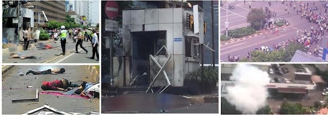 Berikut Nama Korban Bom Sarinah