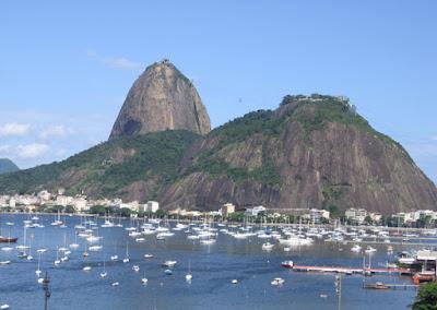 Harbor of Rio de Jeneiro, Brazil