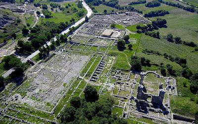 Επισφραγίστηκε με τελετή η ένταξη των Φιλίππων στον Κατάλογο των Μνημείων Παγκόσμιας Κληρονομιάς της UNESCΟ