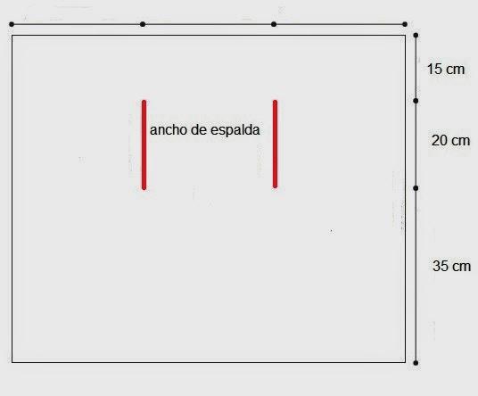 Cómo hacer un chaleco con un rectángulo de tela