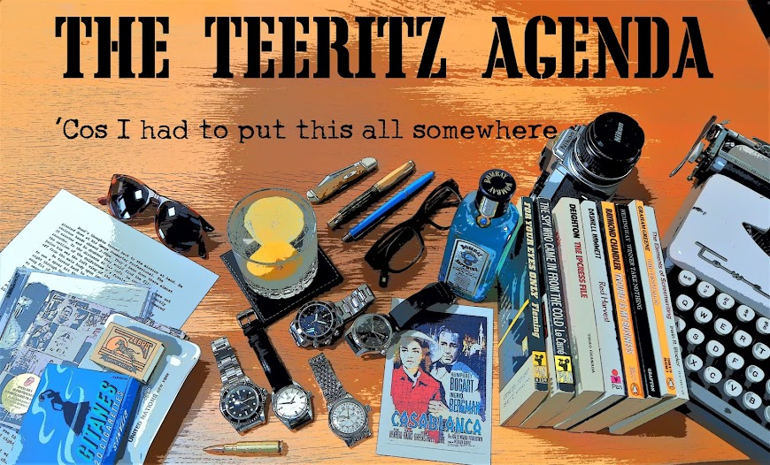 THE TEERITZ AGENDA