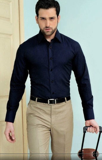Men's office wear should be easy PHOTO CREDIT: Pinterest On That Note. With everything from formal to smart casual outfit ideas for the office covered, you'll be more than set to suitably dress for your office.