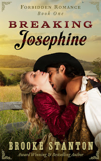 Book Showcase: Breaking Josephine by Brooke Stanton