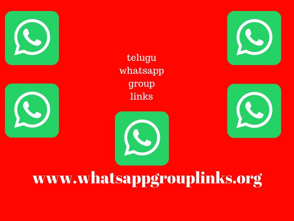 Telugu Telegram Groups Links
