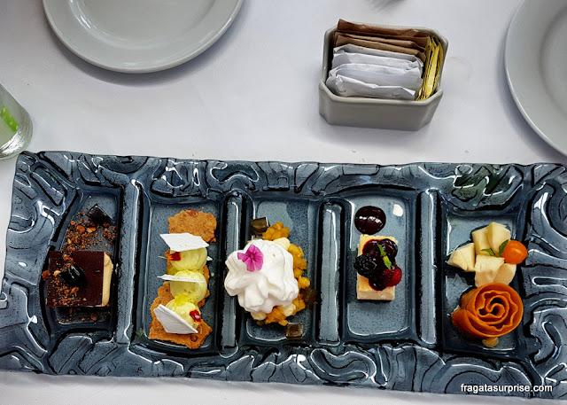 Comer em Lima - Restaurante Cala